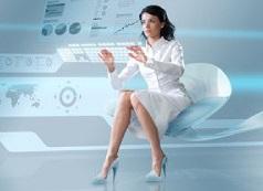 Donne al cuore dell'innovazione digitale
