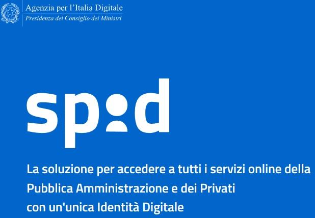Presentato SPID (sistema pubblico di identità digitale )