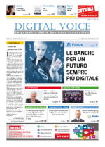 digital voice n. 1 - maggio 2016 COVER