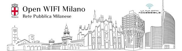 Il successo estivo della rete wi-fi  milanese