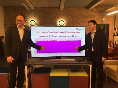 Un mix di tecnologie rende veloce la rete LTE Berlinese