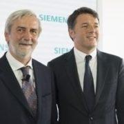 Siemens posa la prima pietra del nuovo quartier generale italiano