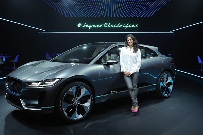 Il primo veicolo elettrico Jaguar