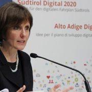 Bolzano: Laion, internet veloce per la zona produttiva Pontives
