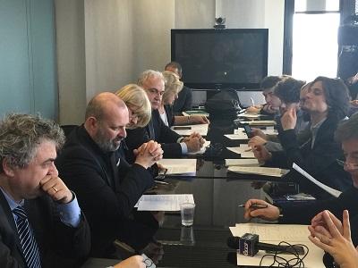 L'Emilia-Romagna, a New York, regione leader anche in ricerca e sviluppo tecnologico
