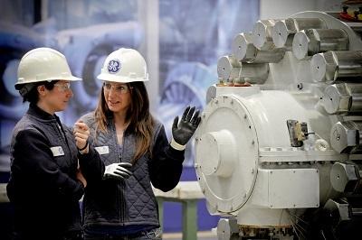 "GE lancia ""Women in Tech"""