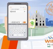 Video tutorial per entrare nell'Area C di Milano con SMS