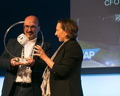 FCA si aggiudica il SAP Innovation Award 2017