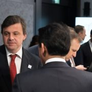"""Il Ministro Calenda al G20 """"digitale"""" di Düsseldorf"""