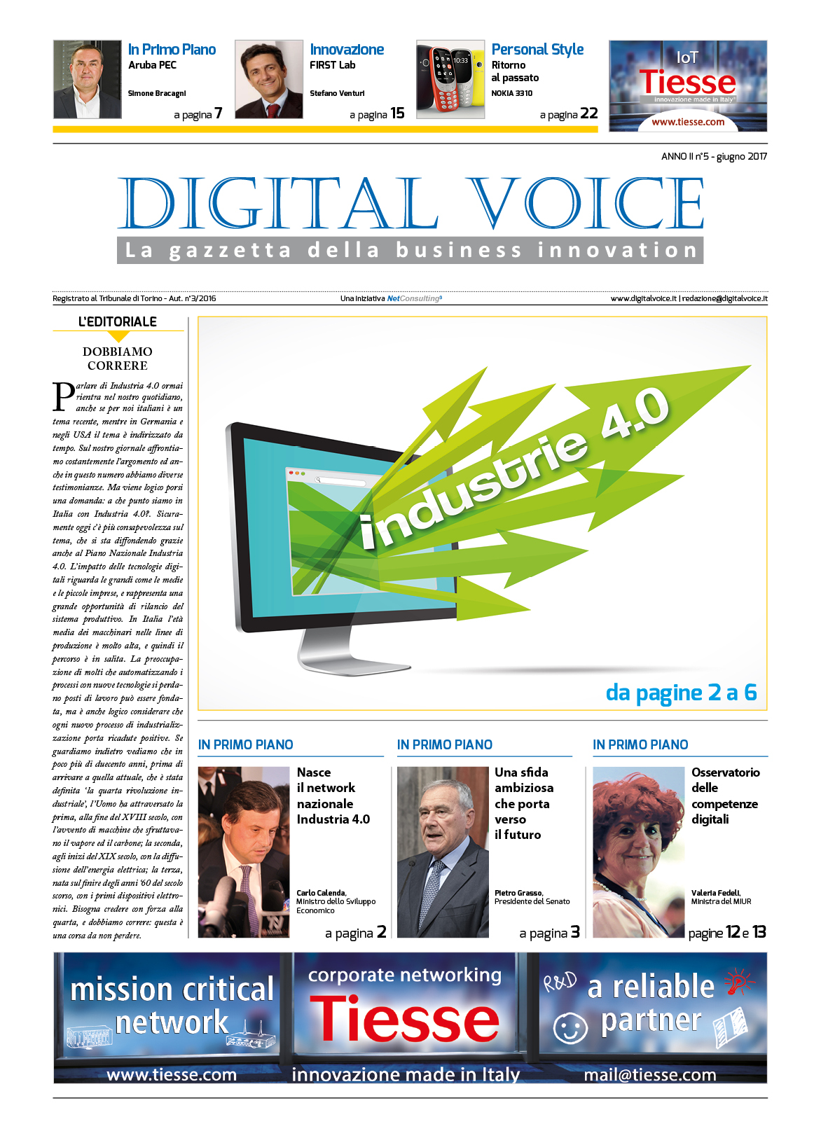 cover digitalvoice n. 5