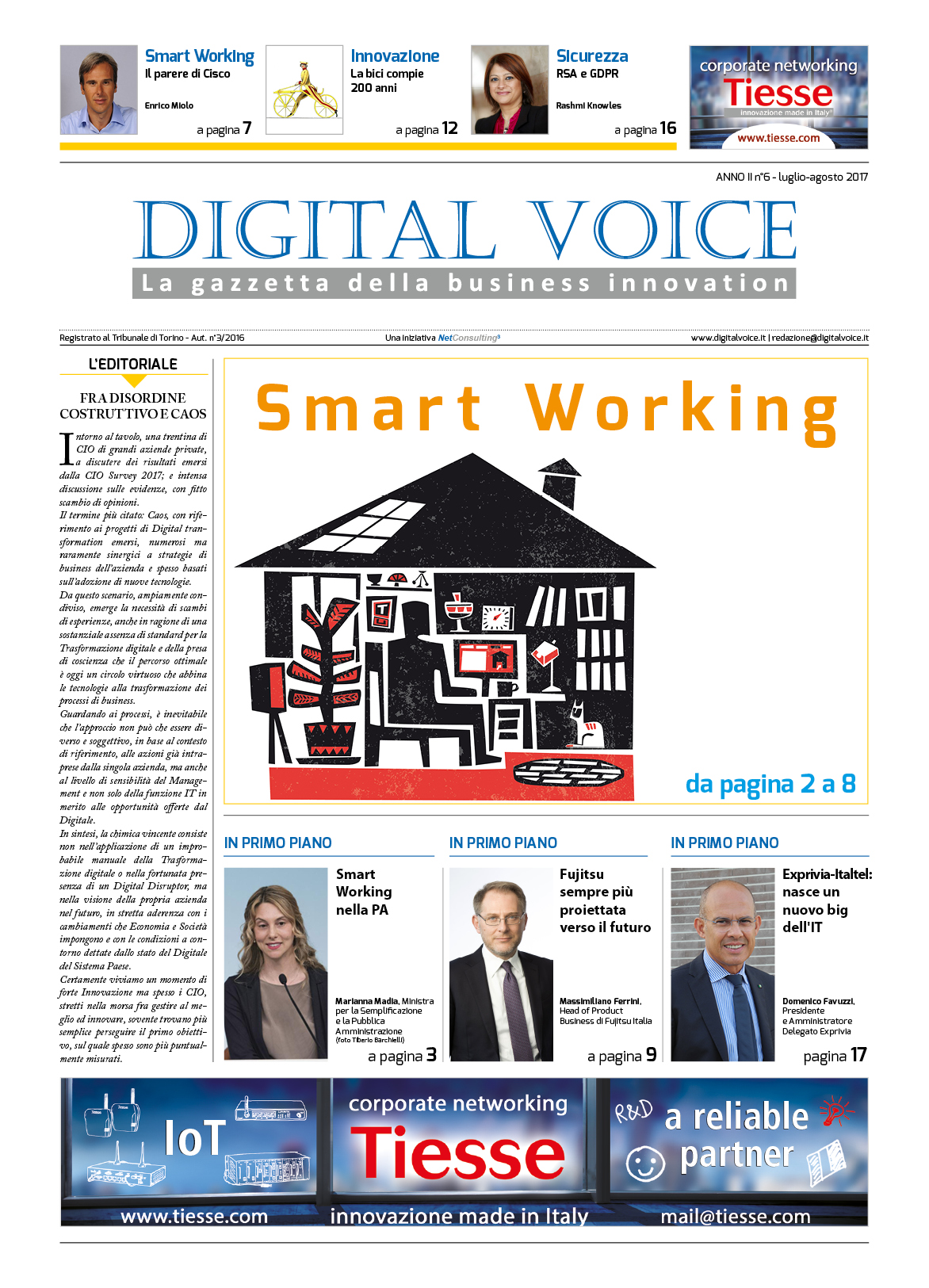 cover digitalvoice n. 6