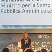 EY Capri: Madia, con la digitalizzazione PA più trasparente