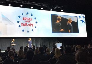"""""""Oscar europei per la promozione della nuova imprenditorialità"""""""