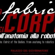 La fabrica dei corpi: dall'anatomia alla robotica