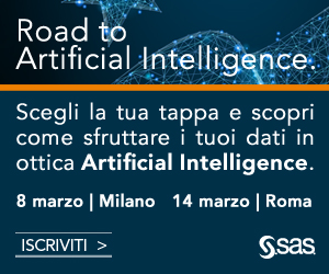 SAS Road to Artificial Intelligence