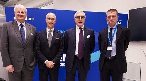 Accenture  inaugura un Centro per l'Innovazione IIoT a Modena