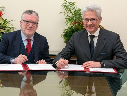 CNR e Italtel firmano un accordo quadro