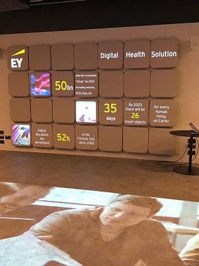 EY wavespace: un nuovo hub per rispondere alle sfide della digital disruption