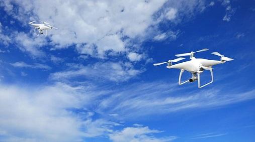 Leonardo partner industriale per la gestione del traffico aereo di droni in Italia