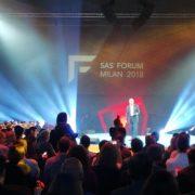 SAS Forum: il valore di AI e algoritmi analitici per la crescita delle aziende