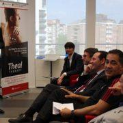Theal Therapy: presentata in casa AC Milan alla presenza di Franco Baresi
