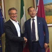 ZTE Italia e Regione Abruzzo protocollo d'intesa per 5G, Smart city e progetti ICT