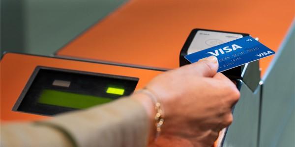 Visa e ATM:  il nuovo biglietto della metropolitana