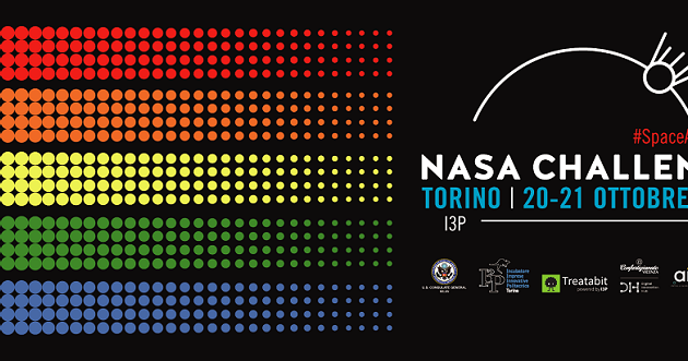 Tutto pronto per la Nasa Space Apps Challenge di Torino