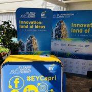 Innovazione, dall'EY Capri Digital Summit l'appello: serve un piano Marshall in Italia