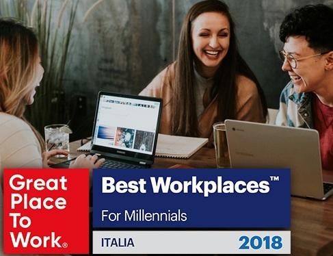 SAS Italia è Best Workplaces for Millennials: i giovani professionisti ne elogiano l'ambiente