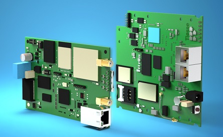 Tiesse presenta la nuova linea di router kIoTo ottimizzati per ambienti IoT ed industria 4.0