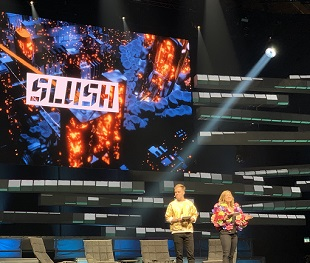 Il sistema trentino dell'innovazione presente a Slush2018 evento su tecnologie digitali