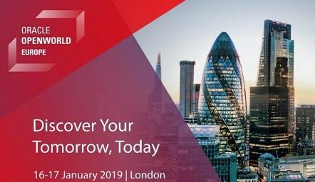 Oracle OpenWorld Europe: la kermesse del colosso americano oggi a Londra