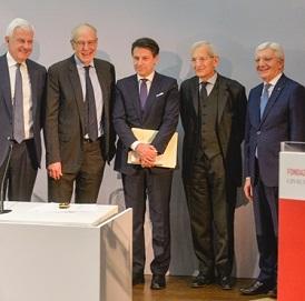 Nasce la Fondazione Leonardo – Civiltà delle Macchine