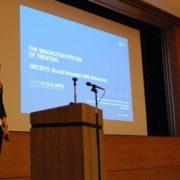 Il modello di sviluppo e innovazione trentino presentato in Giappone