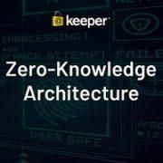 Keeper Security e crittografia zero-knowledge
