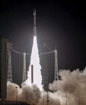 Il satellite italiano PRISMA è decollato ed osserverà la terra con tecnologia iperspettrale