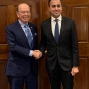 Il Ministro Di Maio a Washington incontra Wilbur Ross e le Big Tech