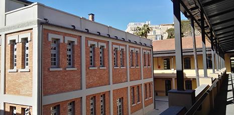 Concorso d'idee: Una nuova immagine per la Manifattura Tabacchi di Cagliari