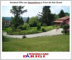 Immobiliare Villa Asti