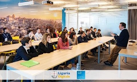 Genova: Presentazione della Cisco Networking Academy