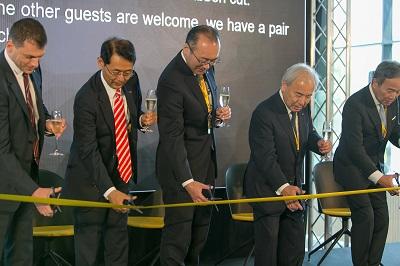 FANUC  ha inaugurato la nuova sede di Linate di oltre 12.000 mq