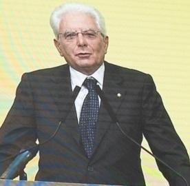 Il Presidente Mattarella all'inaugurazione del più grande Hub logistico d'Italia