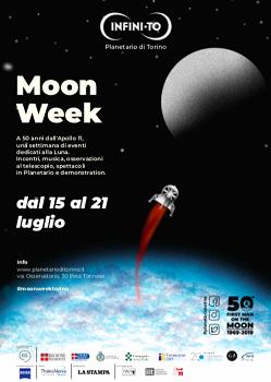 ZEISS e Planetario di Torino insieme per celebrare il 50° anniversario dell'uomo sulla luna