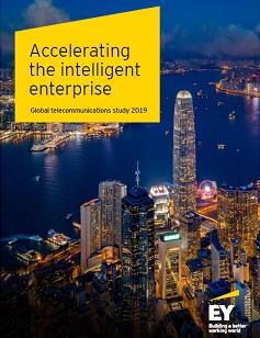 """EY, """"Accelerating the intelligent enterprise"""": Le trasformazioni in atto nel settore delle Telecomunicazioni"""