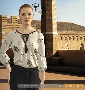 """""""Caterina"""" l'Assistente Virtuale per il servizio  demografico a supporto del cittadino"""
