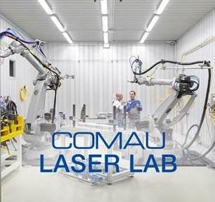 Da Comau laboratori laser per costruire e assemblare motori e batterie per l'electrification