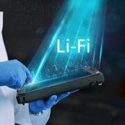La tecnologia integrata LiFi nel mercato dei computer portatili rugged