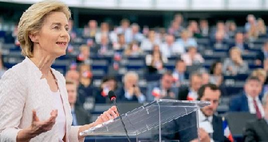 NextGenerationEU: la Presidente von der Leyen sarà anche in Italia