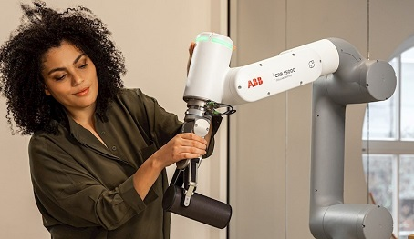 """Il robot GoFa ™ di ABB vince il pemio Red Dot """"Best of the Best"""""""